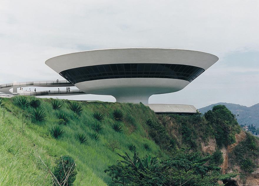 Museum Niteroi |120x160 | Rio 2000