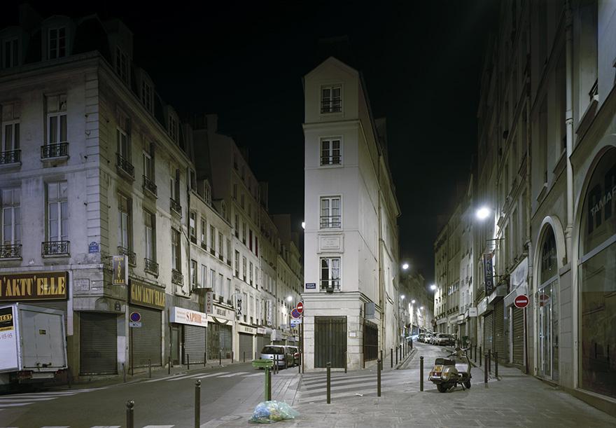 Nachtstrasse 3 | 120x160 | Paris 2005