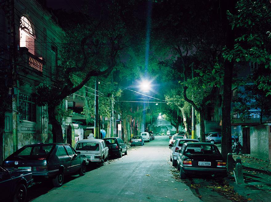 Nachtsstrasse 4 | 120x160 | Rio de Janeiro 1999